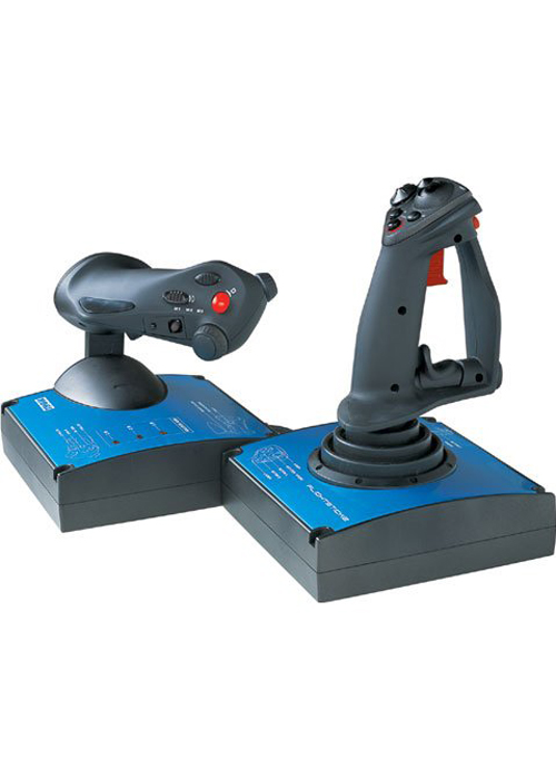 PS2 Flight Stick 2 by Hori