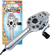 PS2 Bass Champion 2 Fishing Controller by NAKI