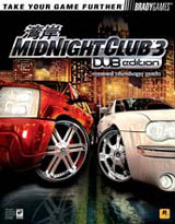 Midnight Club 3 Dub Edition BradyGames Guide