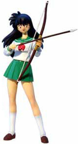 InuYasha Series 1: Kagome Action Figure