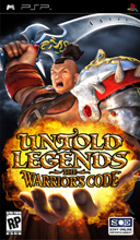 Untold Legends 2: Warriors Code