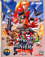 Top Hunter Neo Geo AES