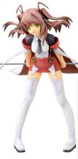 Pastel Chime Continue: Rina Rindou 1/8 Scale PVC Figure