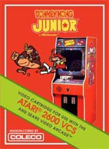 Donkey Kong Jr. by Coleco
