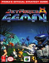 Jet Force Gemini Prima's Official Strategy Guide