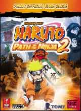Naruto: Path of the Ninja 2 Official Strategy Guide Book