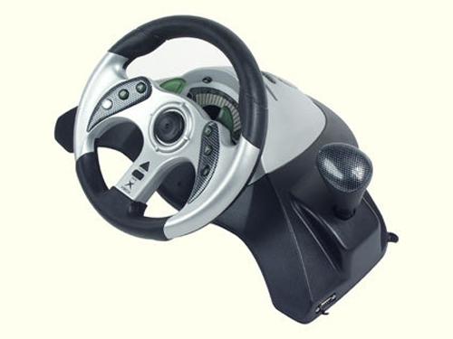 Xbox MC2 Racing Wheel by MadCatz