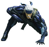 Metal Gear Solid 4 Crouching Snake Ultra Detail Action Figure