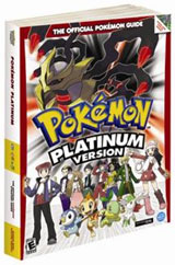 Pokemon Platinum Official Strategy Guide by Prima