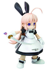 One-Shot Bug Killer Interceptor Doll Hoi Hoi-San Model Kit
