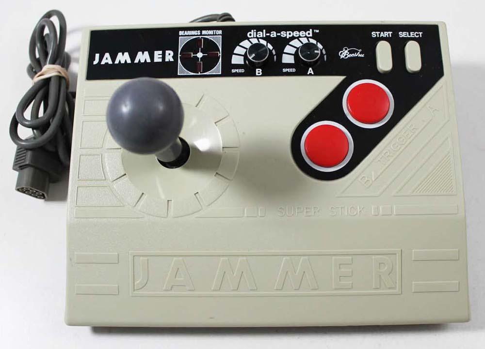NES Jammer Joystick Controller