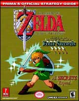 Legend of Zelda: A Link to the Past-Four Swords Guide