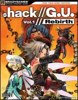 .Hack G.U. Volume 1: Rebirth Official Strategy Guide