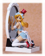 Fairy Tale Vol 3: Alice in the Mirror World PVC Figure Blue Dress