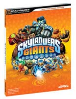 Skylanders Giants Official Strategy Guide (Brady)