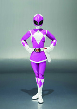 Mighty Morphin Power Rangers: Pink Ranger S.H.Figuarts Action Figure