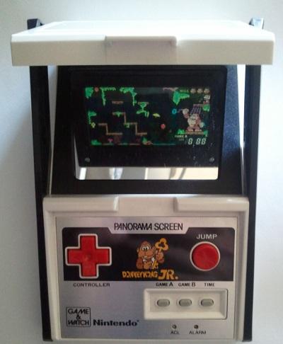 Game & Watch Panorama Series: Donkey Kong Jr