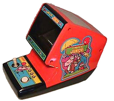 Coleco Mini-Arcade Donkey Kong Junior