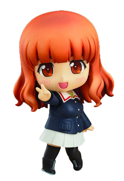 Girls Und Panzer Saori Takebe Nendoroid