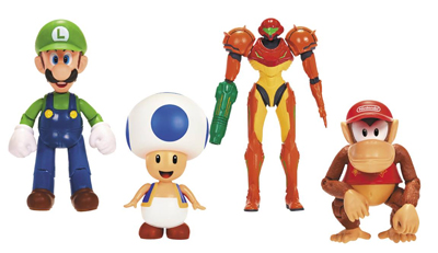 Nintendo 4 in Figures
