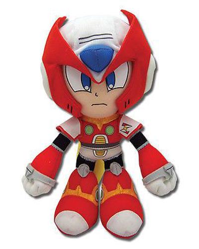 Mega Man X: Zero 8 Inch Plush