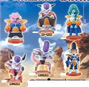Dragon Ball Z World Collectible Figures Freiza Special Dodoria Figure