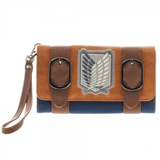 Attack On Titan Flap Wallet