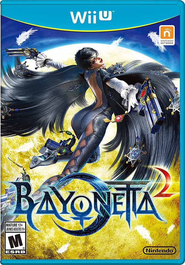 Bayonetta 2 Single Disk Version