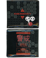 Evangelion New Movie Emergency Bi-Fold Wallet