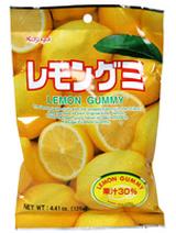 Kasugai Gummy Candy Lemonade 3.77oz