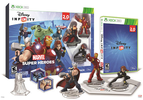 Disney Infinity 2.0 Edition Starter Pack