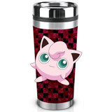 Pokemon Jigglypuff 16oz Travel Mug