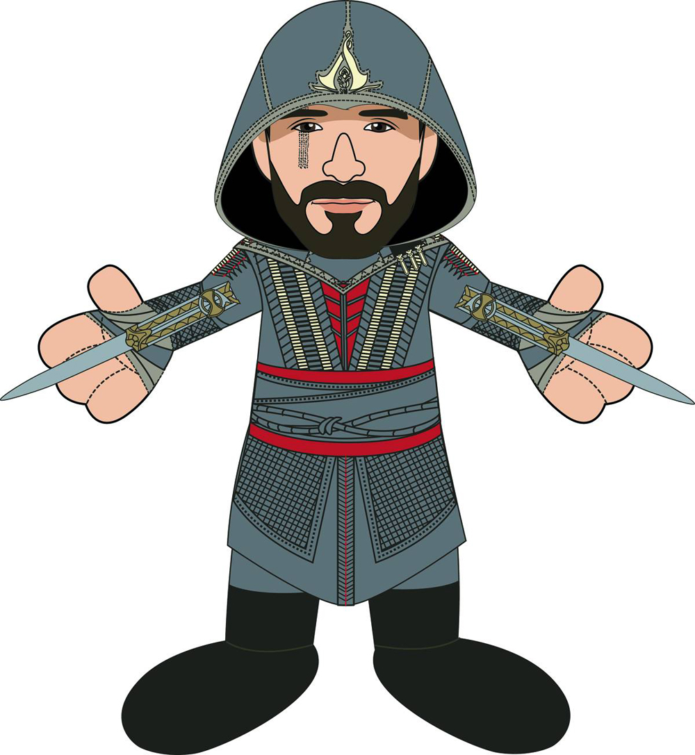Assassin's Creed Aguilar 10 Inch Plush