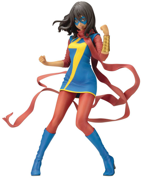 Marvel Ms. Marvel Kamala Khan 1/7 Scale Bishoujo Statue