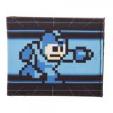 Mega Man 8-Bit Sublimated Bi-Fold Wallet