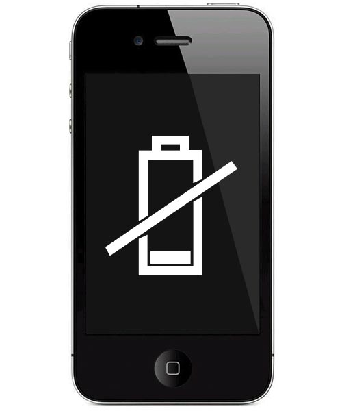 iPhone 4S Repairs: Battery Replacement Service