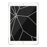 iPad Air 2 Repairs: Glass & LCD Replacement Service White