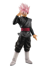 Dragon Ball Super Grandista Super Saiyan Rose Figure