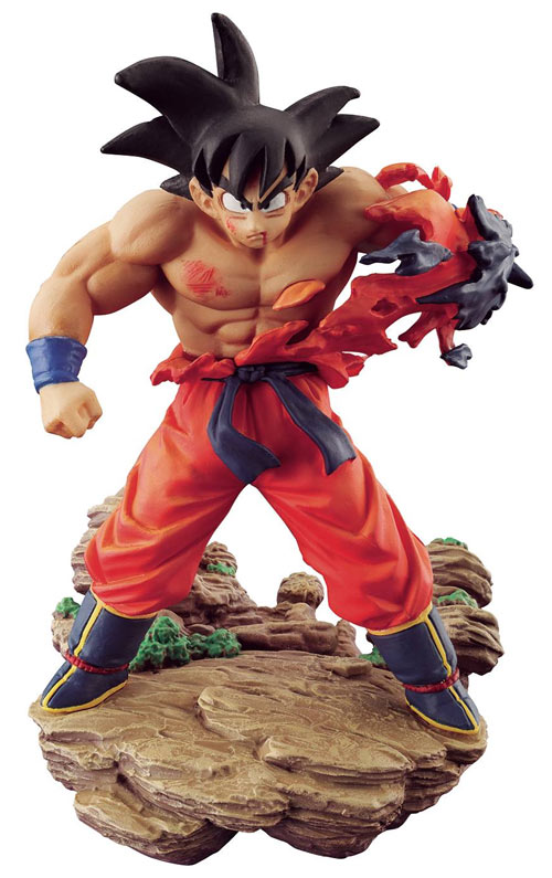 Dragon Ball Super Son Goku Memorial 01 PVC Statue