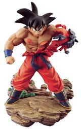 Dragon Ball Super Son Goku Memorial 01 PVC Statue
