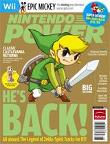 Nintendo Power Volume 249 The Legend of Zelda Spirit Tracks