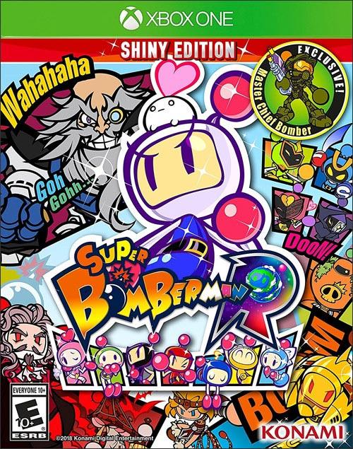 Super Bomberman R Black Bomber: Buy Xbox One Super Bomberman R Shiny Edition