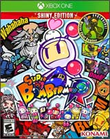XB1 Super Bomberman R: Shiny Edition Boxart