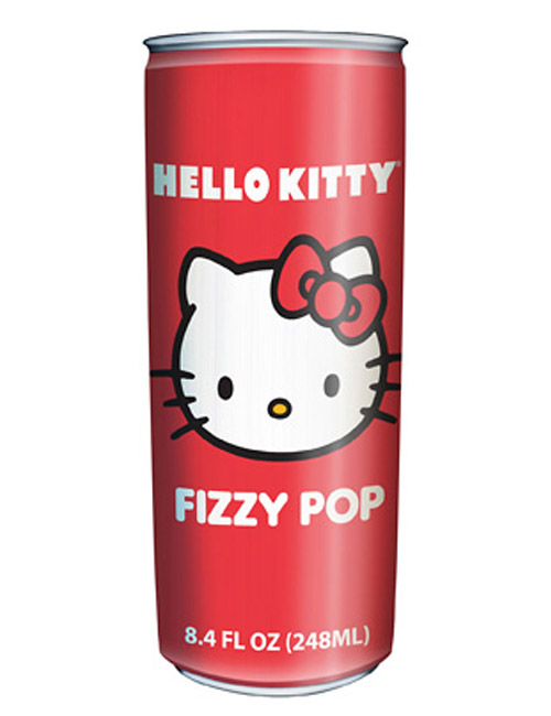 Hello Kitty Fizzy Pop