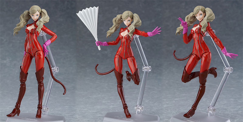 Persona 5: Panther Figma Action Figure