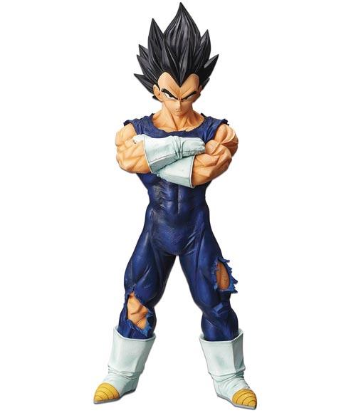 Dragon Ball Z Grandista Nero Vegeta Figure
