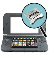Nintendo New 3DS XL Repairs: Cartridge Slot Replacement Service