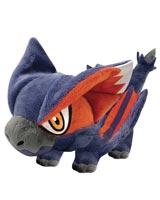 Monster Hunter Nargacuga Chibi 7 Inch Plush