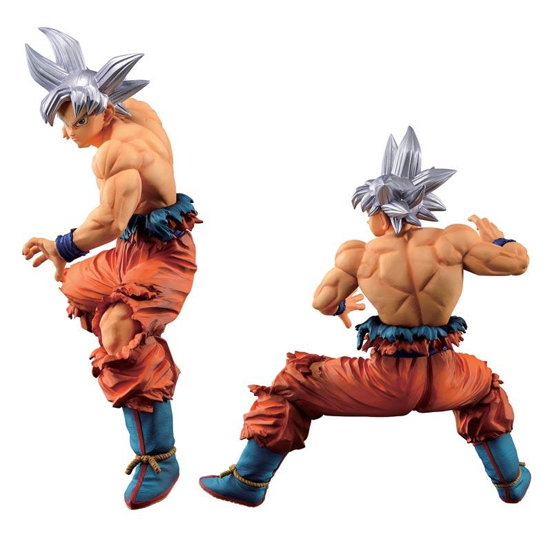 Dragon Ball Son Goku Ultra Instinct Ichiban Fig extra img