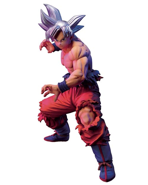 Dragon Ball Son Goku Ultra Instinct Ichiban Figure